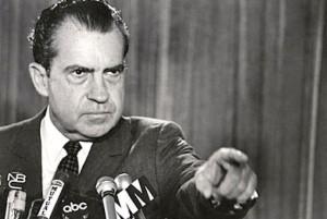 Richard Nixon: The Shy Guy