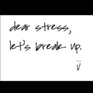 strive for a stress-free life