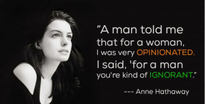 Inspiring Quotes from Female Celebs!
