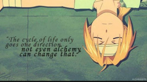 FMA: Edward Elric quote.