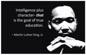AndreaAhlert inspirational quote from Martin Luther King Jr.