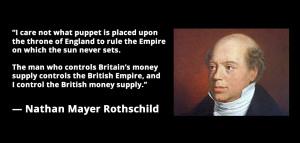 Rothschild Quotes