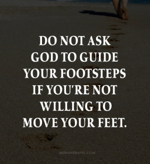 Footsteps Quotes