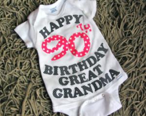 ... gift for great grandma - 60th Birthday - 70th birthday - 80th birthday