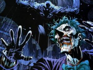 sleekjoker:Batman vs Joker by Jim Lee
