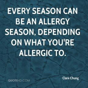 Allergy Quotes