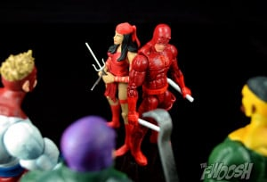 Daredevil Marvel Legends Infinite Series