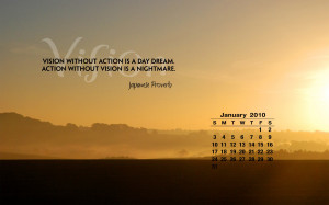 February Quotes And Sayings For Calendars Category: 2010 calendars