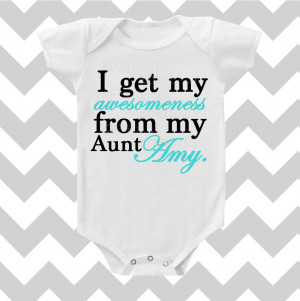 Cute Quotes For Aunts Awesomeness from my aunt
