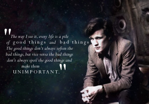 Eleventh Doctor Wallpaper by Luxris