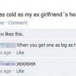 facebook girlfriend fail