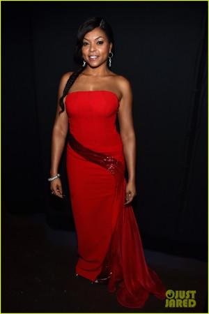 Taraji P Henson recieves Entertainer Of The Year NAACP award and ...