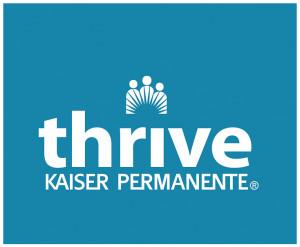 Kaiser Permanente Thrive Logo