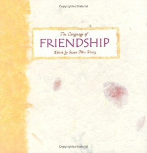"""... Friendship: A Collection from Blue Mountain Arts"""" as Want to Read"""
