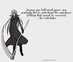 The Undertaker by LexieDarr