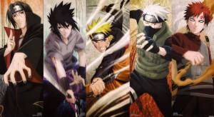 Itachi, Sasuke, Naruto, Kakashi and Gaara - Naruto Wallpaper (1705x933 ...