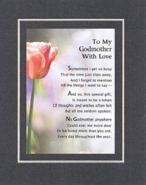 Godmother poems - Touching and Heartfelt Poem for Mothers – To My ...