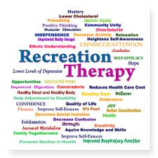Therapeutic Recreation Quote