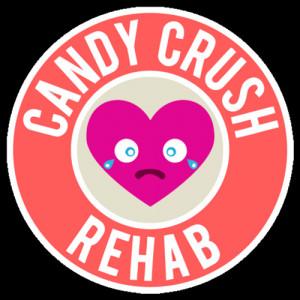 Candy Crush Funny Sayings Candy crush rehab funny shirt