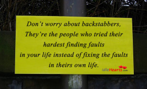 Quotes About Backstabbers http://williambutland.com/images/quotes ...