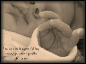 New Baby Beautiful Quotes About Life