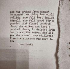 drake more broken rmdrake felt lost flames beneath quotes poems lost ...