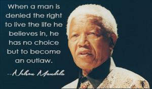 NELSON MANDELA, Long Walk to Freedom