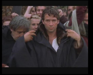 James Purefoy before Resident Evil or that NBC dreck