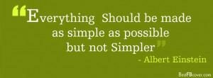 Albert Einstein Quotes Facebook Timeline Cover