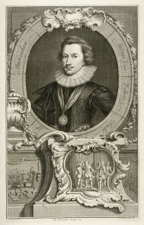 George Villiers Duke of Buckingham