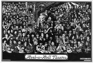 Re: Rock n Roll Theatre poster