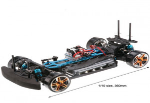 ... Scale Electric Power On-Road Drifting Rc Car RTR Flying fish94123