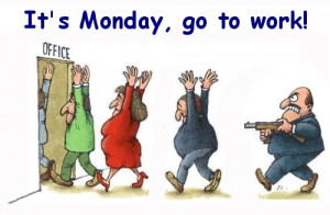 Monday Blues: 5 Ways to Counter It