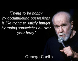 Today's Quotes: George Carlin, Neil deGrasse Tyson, Voltaire