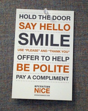 good manners rock