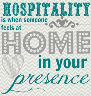 Take the 7-Day Meaning in a Minute Hospitality Dare