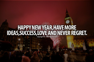 New Year 2015 : Happy New Year Quotes
