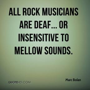 Marc Bolan Top Quotes