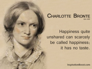 Charlotte Bronte Quotes