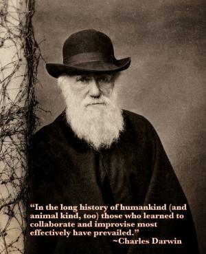 Engineering Quote of the Week - Charles Darwin