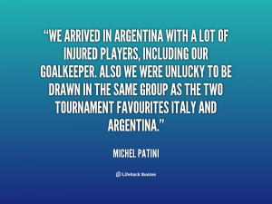 Quotes About Argentina