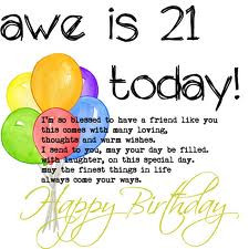 these birthday sayings for easy best sayings for 21st birthday quotes ...