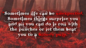 Quotes- Contingency by Peggy Martinez