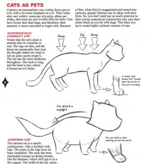 Kitty Cartoon Cool How Draw