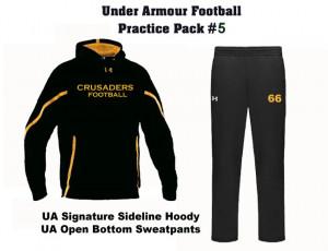 Under Armour Football