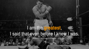 The Inspirational Trailer for the 'I Am Ali' Documentary