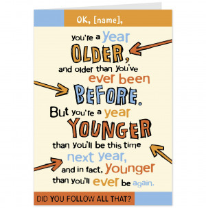 ... .comFunny Old Age Birthday Card Hallmark Cards Wallpaper - JoBSPapa
