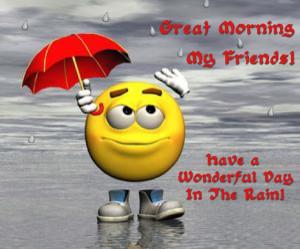 Smileys Face, Rainy Day, Funny Smileys, Latest Wallpapers, Happy Rainy ...