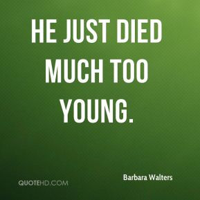 Died Quotes