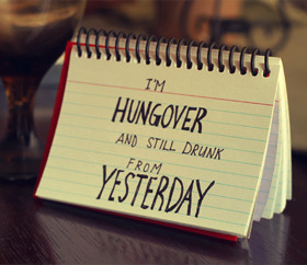 Hungover Quotes & Sayings